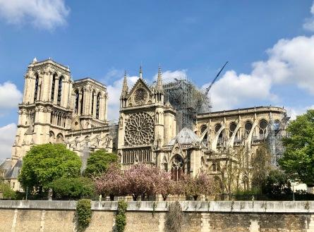 Notre-Dame de Paris – Out My Window
